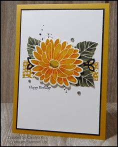 Hi everyone, sharing how I made cards 5 and 6 of the Special Reason One Sheet Wonder.     Card 5           Cut a piece of A4 Delightful Dij...