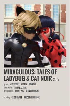 Miraculous polaroid poster
