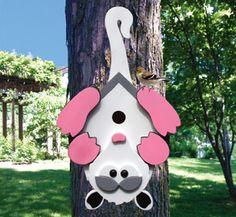 Possum Birdhouse Wood Plan