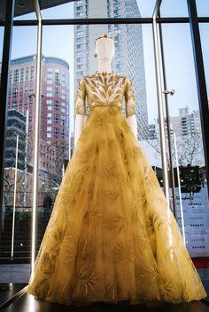 Valentino's Mirabilia Romae Couture Collection Exhibit Up Close  - HarpersBAZAAR.com