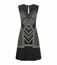 Karen Millen Chainmail Dress- like a warrior flapper