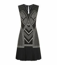 Karen Millen Chainmail Dress- like a warrior flapper