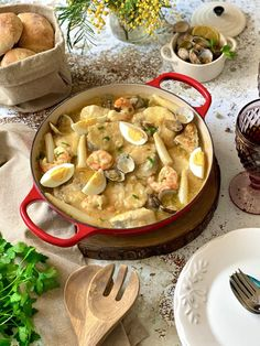 Gourmet Recipes, New Recipes, Healthy Recipes, Salty Foods, Barbacoa, Fish Dishes, Lemon Chicken, Tapas, Seafood