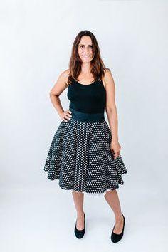 Plus Size Sewing Patterns, Elegant, Midi Skirt, Skirts, Crafting, Diy, Fashion, Vintage Dresses, Plus Size Sewing