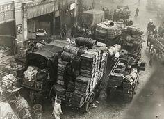 Covent Garden Market, London, c.1910