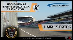 Project Cars[PS4] LMP1 Series BROR 5ªEtapa - Hockenheim