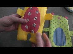 This video shows how to make a teddy bear using this kit from my Shiny Happy World shop. You can find it at http://shinyhappyworld.bigcartel.com/product/diy-bear-kit. I refer to a few other how-to videos in this video. You can find the video for sewing curves at http://wendigratz.blogspot.com/2011/02/tips-and-tricks-for-sewing-curves.html. The v...