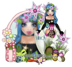 **CT FOR ALICIA MUJICA** New tag using the artwork of Alicia Mujica, tube is tube 2 from the Special Edition Sweet Easter set: http://aliciamujicadesign.com/es/393-special-edition-sweet-easter-by-alicia-mujica-2017-2017.html   Scrap kit is the Big kit B day Easter also by Alicia: http://aliciamujicadesign.com/es/284-big-kit-b-day-easter-kit-.html  You can find my tags and tuts on my blog: http://www.SinfullySweetCreations.blogspot.com