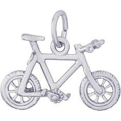 Rembrandt Mountain Bike Charm