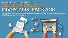 Infographic: Create your perfect investors package for start-ups — Growth Decisions - Specialized Growth and Innovation Solutions Your Perfect, Decision Making, Investors, Fundraising, Create Yourself, Packaging, Infographics, Articles, Marketing
