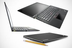 Lenovo ThinkPad X1 Carbon Touch - un laptop de top