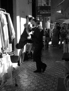 Tango en San telmo - Buenos Aires - Argentina