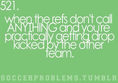 But when you do something...OMG this just happened tonight... I can't stand some refs!!!!!!>:{