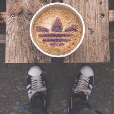 Good Morning || by @glackster Store: www.blkvis.de #blkvis _________________________________ #Adidas #adidassuperstar #sneaker #sneakers #kicks #sole #footwear #shoe #shoes #coffee #coffeeaddict #good #goodmorning #morning by blkvis