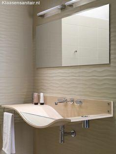 Wave Tiles - Imazi series by Vives