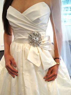 amsale Melina | Amsale Melina Wedding Dress 54% Off| Tradesy Weddings