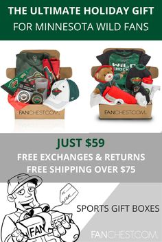 outlet store 0d32d 65e75 17 Best Minnesota Wild Gift Ideas images in 2019   Memorable ...