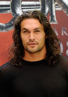I think he is hot. I might have to see Conan the Barbarian.