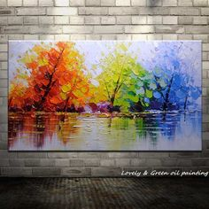 Wall art painting with frame paintings for bedroom black and white color tree knife modern oil canvas kids room outstanding pain Modern Oil Painting, Oil Painting On Canvas, Painting Frames, Watercolor Paintings, Tree Canvas, Canvas Wall Art, Beginning Watercolor, Ali Express, Wall Art Pictures