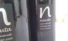 Nauta, Valencia. Uva monastrell (vertiente mediterránea Murcia-Alicante). UCMgastro 13.04.2013 Imagen Nuria Blanco, @nuriblan