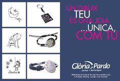 Descobreix una joia única com tú a Joieria Glòria Pardo http://joyeriagloriapardo.com/