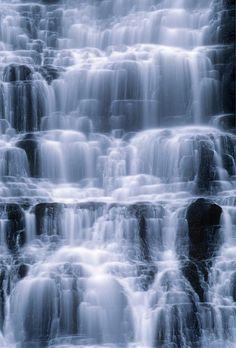 Bridal Veil Falls, Chimanimani, Rhodesia., Africa