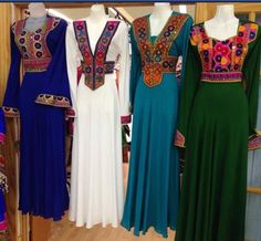 Zeba afghan collection Pakistani Outfits, Indian Outfits, Afghani Clothes, Afghan Dresses, Bohemian Mode, Pakistan Fashion, Special Dresses, Indian Attire, Indian Designer Wear