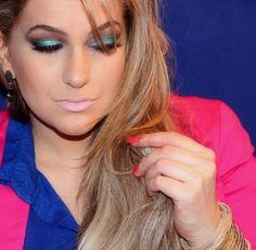 Maquiagem para o Natal 2014 #byalicesalazar