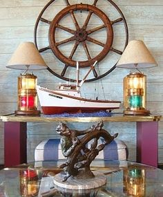 Antique collecting has become a very popular pastime. It is often seen as a hedge against a financial crisis. While many people specialise in works of art or furniture, one area that raises considerable passion is the collection of nautical antiques.