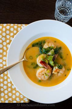 Thai-Style Shrimp Curry