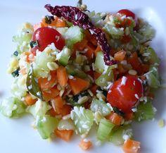 Süd indische Salat