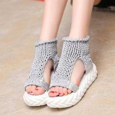 Women Sandals Summer Shoes Sandals Flip Flops #sandalssummer