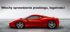 Informacje na temat usterek, części zamienne, serwisu, technika VW: Samochód z Włoch - sprawdzenie legalności, przebie...