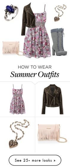 """""""Summer outfit 32"""" by adelineojeda on Polyvore featuring Rebecca Minkoff and Paige Denim"""
