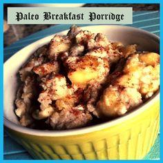 "Paleo Breakfast ""Porridge"".  Where to get acorn squash in Australia though?"