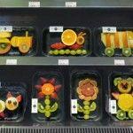 Fruit Figures – Como fazer as crianças comerem frutas sem reclamar. How to make children eat fruits.