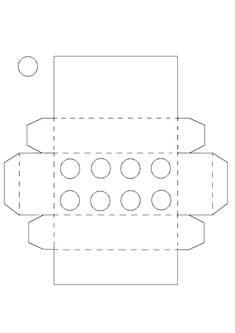 Cajas de regalo para imprimir y armar - Las Manualidades