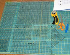 Quilting Accessories: Your Favorite Mats, Rulers and Rotary Cutters