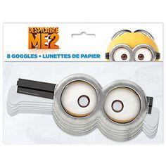 Paper Despicable Me Minion Goggles, 8ct Unique http://www.amazon.com/dp/B00ISCIWZ2/ref=cm_sw_r_pi_dp_vYzGwb0XSQQWW