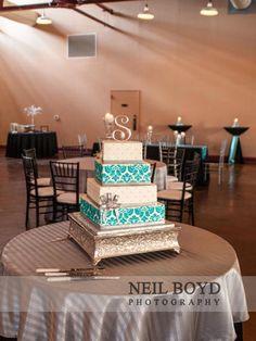 Ashley's Cake in Raleigh.  Raleigh weddings.  Cobblestone Hall