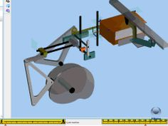 Fast Kinematic Simulation and Animation