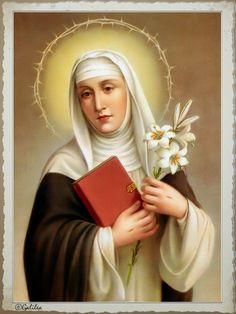 Testimonios para Crecer: Santa Catalina de Siena, 21 de Octubre