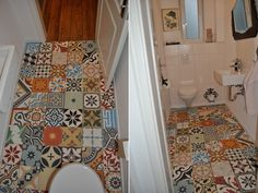 Zementfliesen Patchwork; Articima cement tiles patchwork