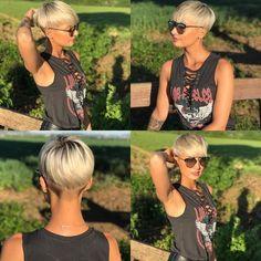 Was empfinden Sie von kurze Haare? Vielleicht eine andere Farbe! Kurze Haare geben einer Frau eine sexy Ansicht. Das ist sicher. Aber notwendigerweise haben kurze Haare auch ein paar Regeln. Schminken Ist Ein Muss! Die Gesichtslinien der Frauen die kurze Haare haben sind deutlich offenbar. …