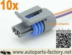 long yue,Alternator Lead Repair 2 Wire & Plug for Delco