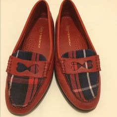 Bass Shoes - Bass Rachel antonoff red shoes
