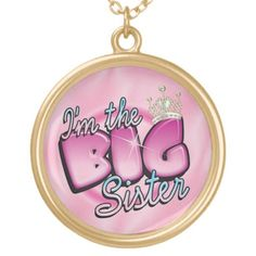Big Sister 2 Necklace
