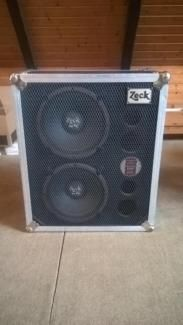 Zeck BS 212 Bassbox / Gitarrenbox - EVM 12L Speaker - 400 W/4 Ohm in Nordrhein-Westfalen - Blomberg | Musikinstrumente und Zubehör gebraucht kaufen | eBay Kleinanzeigen