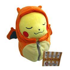 Sleeping Baby Pikachu Bag Stuffed Plush Toy in Orange Color  #BabyPikachu #PikachuPlush #PikachuPlushToy #PikachuStuffedAnimal #PikachuStuffedToy #Plush #PlushPikachu #PlushToy #PokemonPlush #PokemonPlushPikachu #PokemonPlushToys #PokemonStuffedAnimals #SleepingBabyPikachuBagStuffedPlushToyInOrangeColor #Stuffed #StuffedAnimalPikachu #StuffedPikachu #StuffedPokemon
