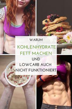 Die Wissenschaft hinter Lowcarb. Erfahre, warum Lowcarb funktioniert und du dennoch bedenkenlos die dickmachenden Kohlenhydrate essen kannst und solltest!